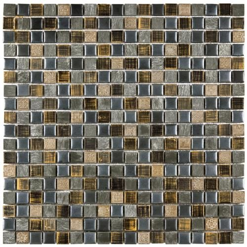 Pangea Baltica 11 3 4 X11 3 4 Porcelain Mos Porcelain Mosaic Porcelain Mosaic Tile Mosaic Tiles