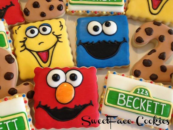 sweet face cookies - Google Search