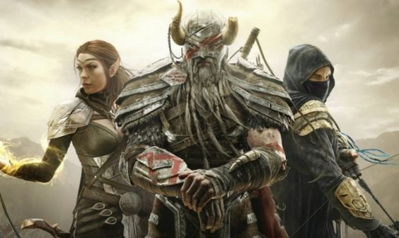"""""""The Elder Scrolls Online : Tamriel Unlimited"""" : une épopée épique à vivre entre amis !"""