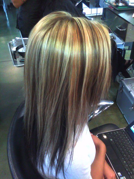 Different Tones Highlights And Blondes On Pinterest