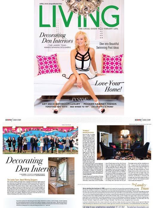 The Landry Team is in Living Magazine! Check us out, we're on page 38!  http://trendmag.trendoffset.com/publication/?i=203111