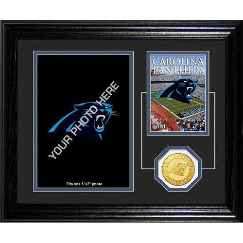 Carolina Panthers Framed Memories Desktop Photo Mint