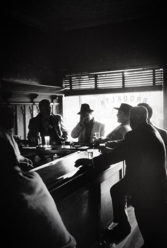 Jay Maisel, New York 1950s.