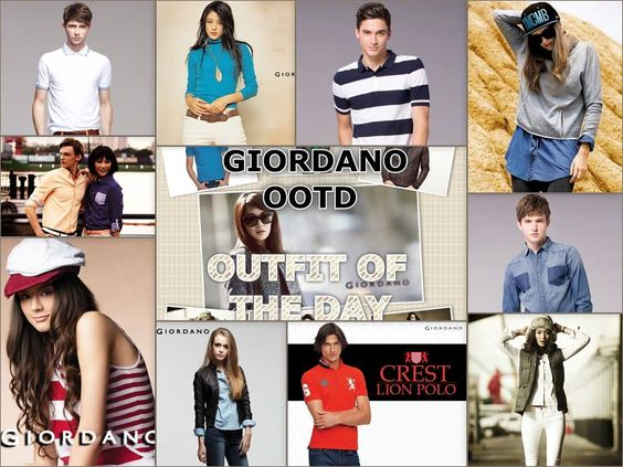 Show us your fashionable side and join our Giordano OOTD - Outfit of the Day Photo Contest!  Get a chance to win AED 100 worth of Giordano Gift Voucher! You have until 5PM tomorrow to join friends!