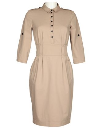 Burberry Shirt Dress - XS