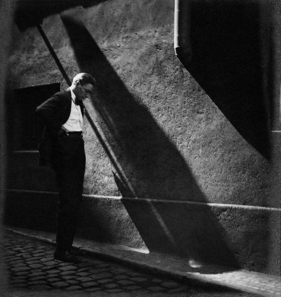 Josef SUDEK :: Jaromir Funke, Prague, 1928
