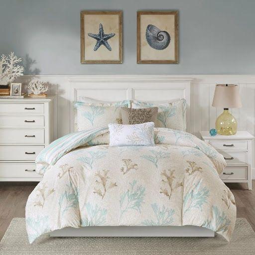 Shop Coastal Nautical Bedding Collections Coastal Bedrooms