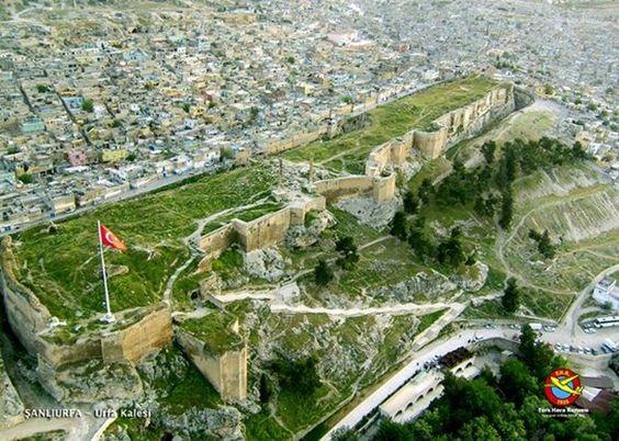 Şanlıurfa Kalesi, Turquía