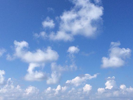 雲 日本海
