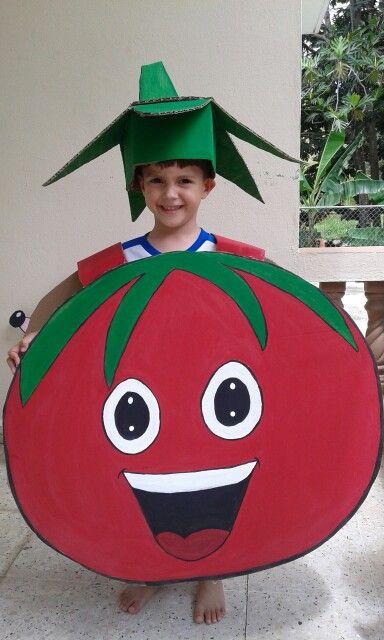 Disfraz De Tomate Disfraces Y Accesorios Pinterest