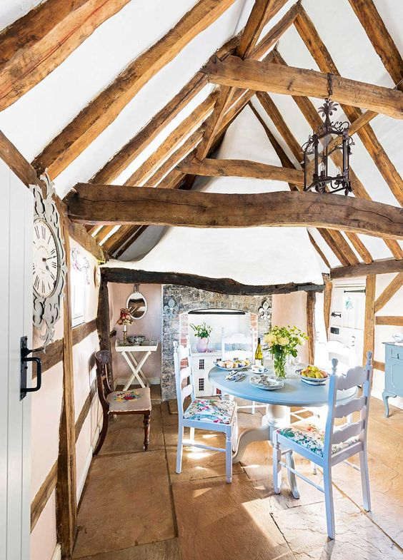 Cottages Built Ins And Mud On Pinterest