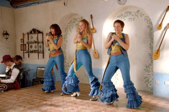Mamma Mia! Here We Go Again: Exclusive First Look At The Wardrobe   Glamour UK