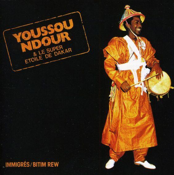 Youssou N Dour - Immigres