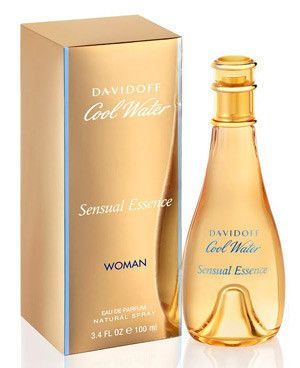 COOL WATER SENSUAL ESSENCE by DAVIDOFF 50ml EDP
