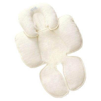 OLOBABY Total Body Support Infant Snuzzler Reducer Head and Body Support Anti Allergic Terry Cotton Beige