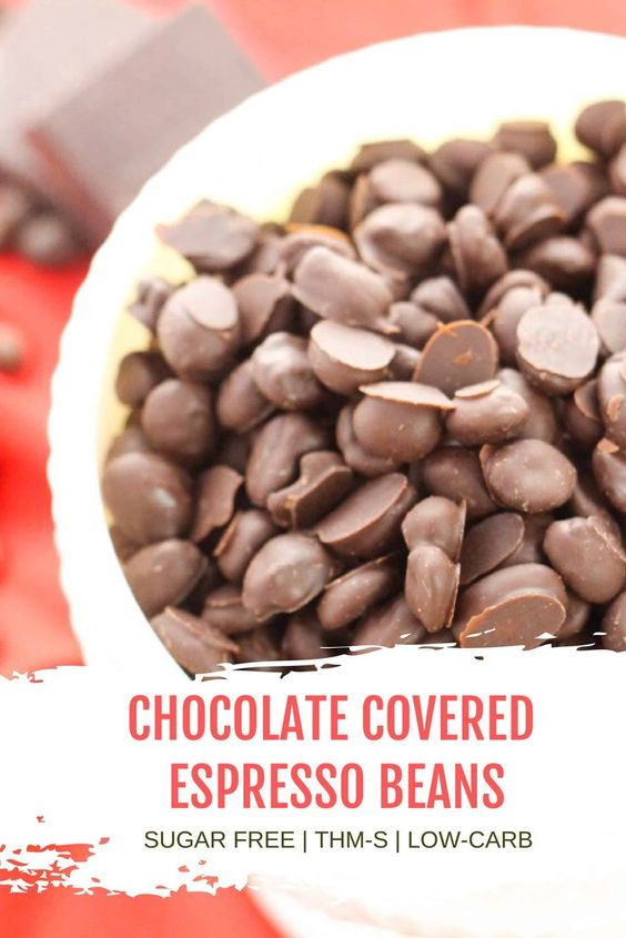 How To Make Chocolate Covered Coffee Beans Chocolate Covered Coffee Beans Recipe Chocolate Covered Espresso Beans Low Carb Recipes Dessert