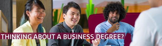 Why Study Business? Check Out - https://business.curtin.edu.au/study/why/index.cfm