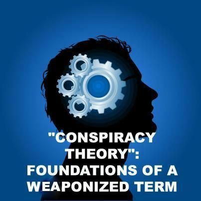 "Conspiracies – not ""conspiracy theories"" – are destroying democracy - http://theconspiracytheorist.net/mid-east/syria/conspiracies-not-conspiracy-theories-are-destroying-democracy/"