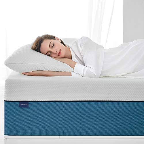 Twin Size Mattress Molblly 6 Inch Cooling Gel Memory Foam Mattress In A Box Breathable Bed In 2020 Twin Mattress Size Queen Mattress Size Foam Mattress