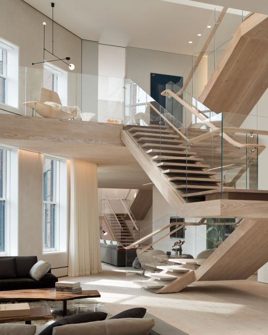 The 48 best images about Staircase on Pinterest Glass stair - Design Living