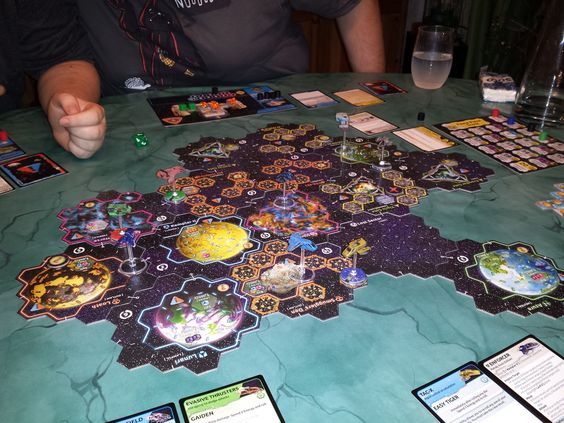 Xia: Legends of a Drift System   Image   BoardGameGeek