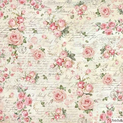 12x12 Paper Pad Pink Christmas 10 Double Sided Sheets By Stamperia For Scrapbooks Cards Vintage Paper Printable Printable Scrapbook Paper Decoupage Paper