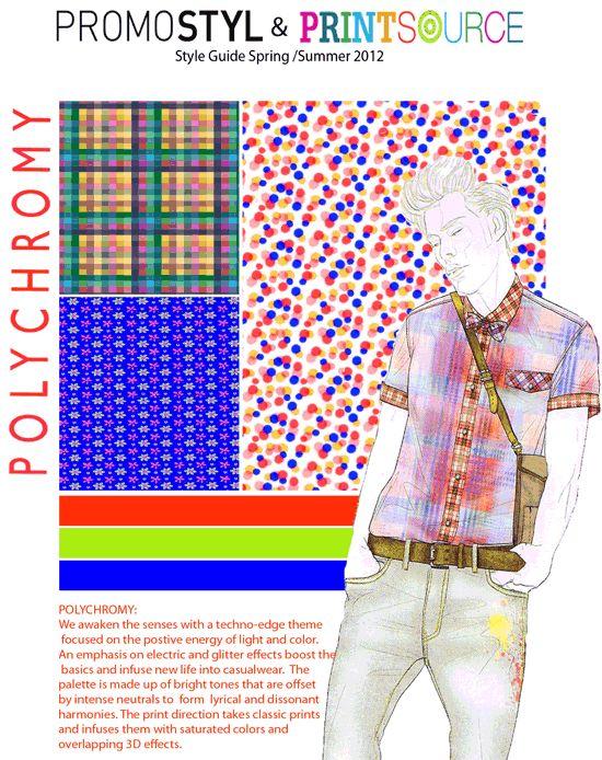S/S12 Polychromy