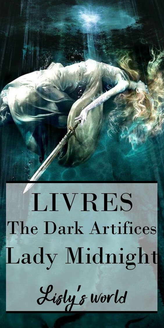 5 raisons de lire The Dark Artifices : Lady Midnight