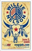 GigPosters.com - Willie Nelson