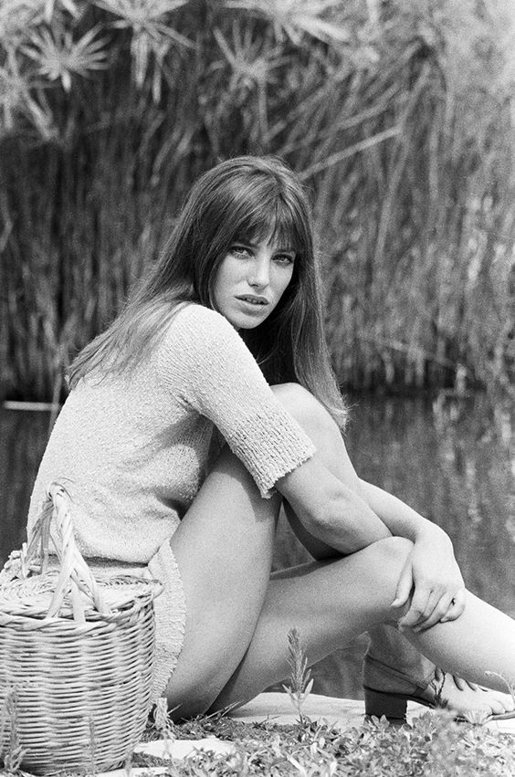 Before the Birkin: Jane's Favourite Pre-Hermés Bag via @WhoWhatWearUK