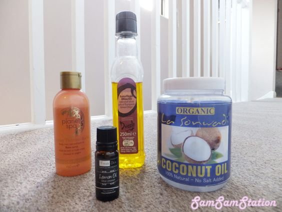 Oils that I have used to make my own cuticle oil.