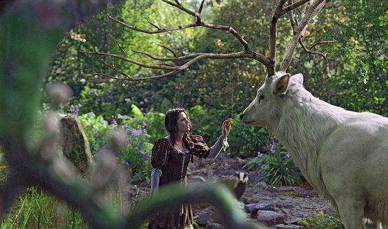 enchanted: Enchanted Forest, Google Search, Favorite Movies, Fairy Tales, Kristen Stewart, Forest Creature, Magic And Fairytales, Snow White