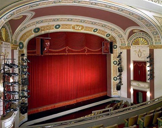 Site Builder Canton Ohio Ohio Playhouse Square
