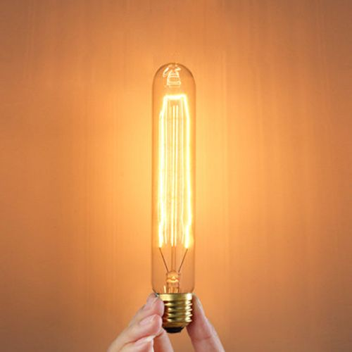 Wholesale Price Free Shipping Incandescent Light Bulbs Incandescent Bulb 40w E27 220v Vintage Decorative Edison Bulb Bulb Incandescent Bulbs Led Light Bulbs