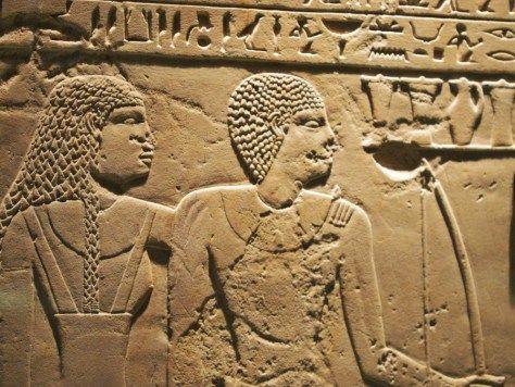 Exposição Antigo Egito em Santiago