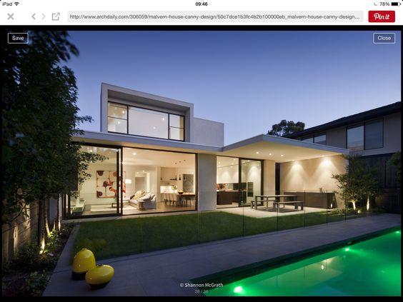 Pin by An Thielemans on Architecture Pinterest - faire une extension de maison