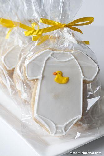 Baby Shower Cookies Favors ~ Onesie cookies baby and on pinterest