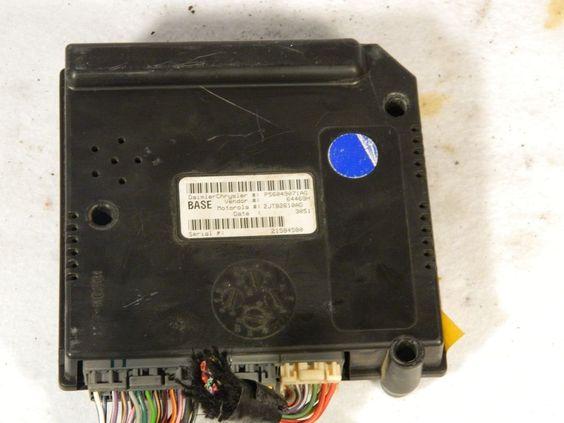 2001 2002 Dodge Dakota P56049071ag Ccm Body Central Control Timing Module Mopar Gameboy Gaming Products Nintendo Consoles