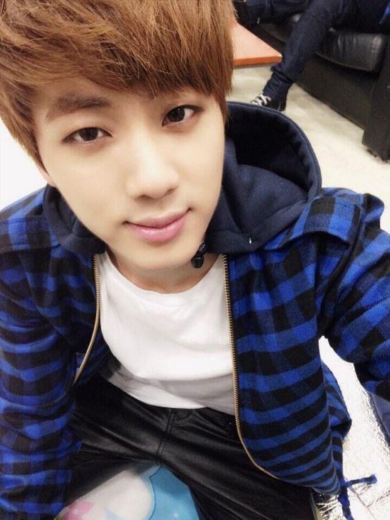 #Jin #BangtanBoys #Visual #Kpop