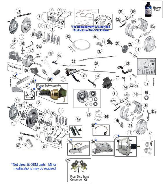 CJ5, CJ7 and CJ8 Scrambler | Jeep Brake Parts | Morris 4x4 Center