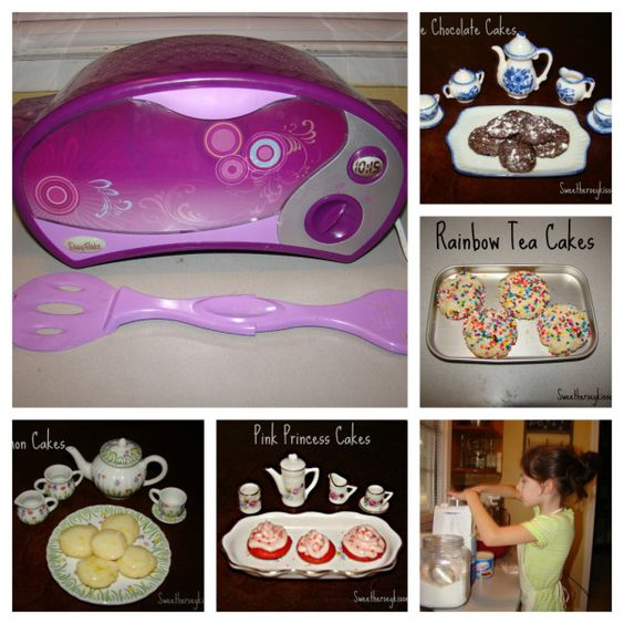 DIY Easy Bake Oven Refills!!     An ever growing collection of tasty frugal Easy Bake treats!