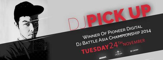 #Illuzion #Phuket presents DJ Pick Up!
