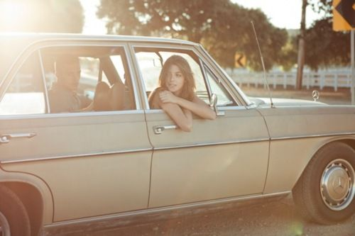 I want to be in this car.: