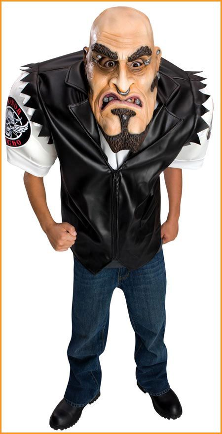 biker dude costume - photo #4