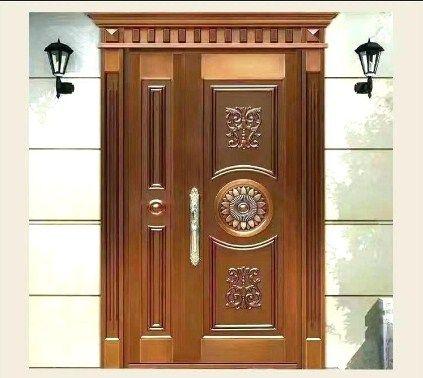 Safety Double Door Designs Door Design Images Home Door Design Double Door Design
