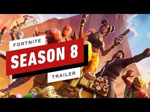 Fortnite Season 8 Trailer Fortnite Season 8 Seasons