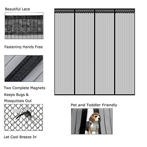 Snap On Screens 10x8 Garage Screen Garage Door Sizes Garage Door Insulation Kit Garage Door Insulation