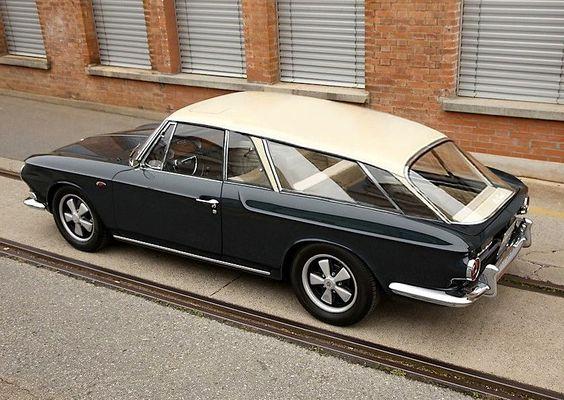 VW Type 3 Ghia Wagon