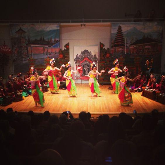 Colorado College's Gamelan Tunjung Sari at the 2013 Balinese Gamelan Symposium in Colorado Springs, CO.