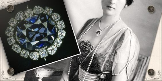 Famous diamond jewelry in history: